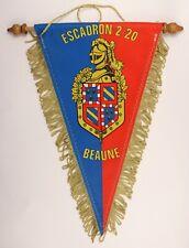 Fanion ~ (wimpel/pennant) militaire ♦ Escadron de Gendarmerie 2/20 Beaune