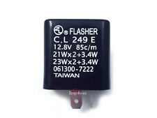 Turn Signal Flasher Relay for 91-08 Honda Nighthawk 250 CB250 12V 2 PIN