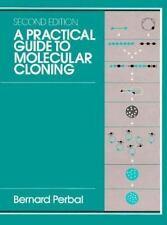 A Practical Guide to Molecular Cloning, Perbal, Bernard, Very Good Book