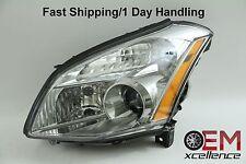 04-06 Maxima Left Halogen Headlight Lens OEM 1 Day Handling Free Shipping (New)