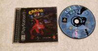 Crash Bandicoot 2: Cortex Strikes Back Sony PlayStation 1 PS1 COMPLETE