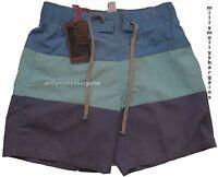 New Mens Marks & Spencer Blue Swim Shorts Size XX Large Large Medium Small