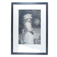 Antique salesman sample print Arthur Tooth & Sons Pomona John Everett Millais