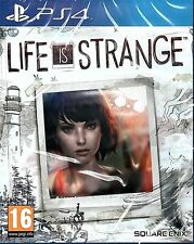 LIFE IS STRANGE PLAYSTATION 4 PS4 BRAND NEW SEALED GAME