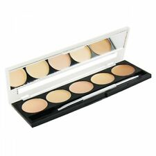 W7 Camouglage Kit - 5 Cream Shades In 1 For The Perfect Cover - FACTORY SEALED