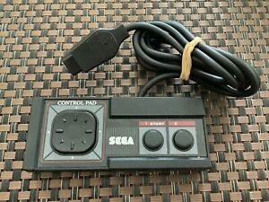 Official Sega Master System Control Pad Model 3020 In Excellent Condition