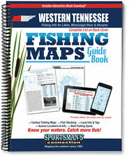 Western Tennessee Fishing Map Guide | Sportsman's Connection