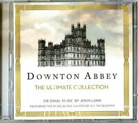 DOWNTON ABBEY THE ULTIMATE COLLECTION  - COLONNA SONORA -2  CD NUOVO SIGILLATO