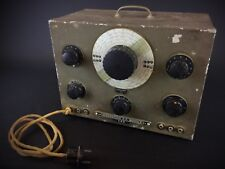 RARE ANCIEN INSTRUMENT DE MESURE GENERATEUR H.F. MODULE E.N.B - TSF RADIO collec