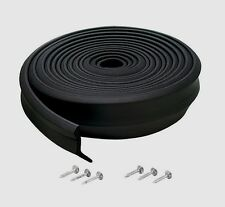 Md productos 03749 16 pies de goma garage Door Seal Bottom