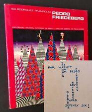 Ida Rodriguez Prampolini / Pedro Friedeberg First Edition 1973