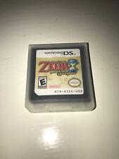 The Legend of Zelda: Phantom Hourglass Video Game W/ Case for Nintendo DS Lite