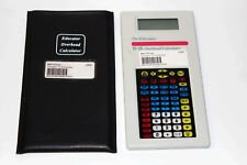 Texas Instruments Ti-15 The Educator Overhead Calculator & Cover - As-Is
