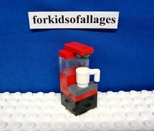 Lego Custom Minifig Accessory: COFFEE MAKER City Town Office Building Kitchen
