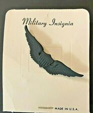 """New listing Army Air Crew Wings-Subduded-Vietnam Era-New On Card-See Store-2.5"""""""