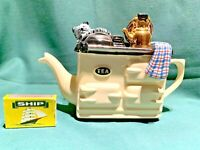 one cup aga  teapot   swineside teapottery