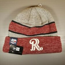 New Era Frisco RoughRiders Knit Beanie Hat Cap MiLB One Size Fits All