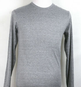 RBX Ultra Soft Sleepwear T-Shirt crew Neck long sleeve white/gray/black S L M XL