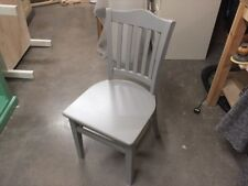X1 PAINTED STAMFORD CHAIR CHOICE OF COLOURS FARROW & BALL MANOR HOUSE GRAY
