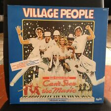 33 TOURS / LP ALBUM GATEFOLD--VILLAGE PEOPLE--BOF/OST CAN'T STOP THE MUSIC--1980