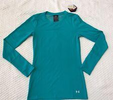 NWT Under Armour Women ColdGear Infrared Long Sleeve Shirt 1248574 NWT Small