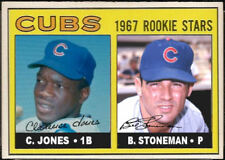 CLARENCE JONES BILL STONEMAN 67 ACEO ART CARD ## FREE COMBINED SHIPPING ###