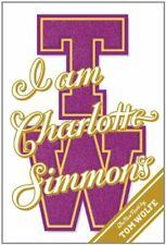 I Am Charlotte Simmons by Wolfe, Tom Book The Cheap Fast Free Post