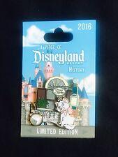 Disney Piece of Disneyland History PODH Aristocat French Market Marie Pin LE2000