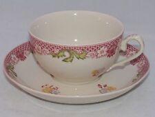 burton+Burton Porcelain Tea Cup & Saucer Gift Set COUNTRY BOUQUET