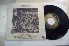 """JOHN LENNON""""HAPPY XMAS-DISCO 45 GIRI APPLE Italy 1972"""""""