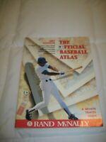 The Official Rand-McNally Baseball Atlas -1993 Edition  Stadium Maps