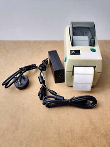 Zebra LP2824- plus Thermal Transfer Label Printer, USB and Ethernet