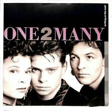 """One 2 Many - Writing On The Wall - 12"""" Vinyl Record"""