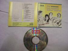 THE LOS ANGELES GUITAR QUARTET El Amor Brujo – French CD – Classical – RARE!