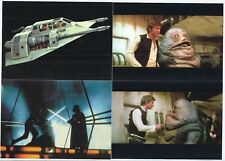 STAR WARS - 9 versch. Postkarten von Filmwelt Berlin (1995 - 1997) wie neu !!!