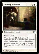 MTG Magic RTR - (4x) Security Blockade/Blocus de sécurité, English/VO