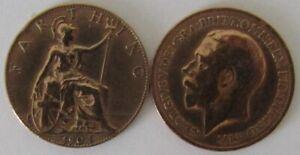 1902-1910 | Edward VII Farthing | Choose Your Year | Free Postage + Discounts