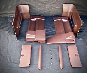 Toyota Land Cruiser Rear Trim Panels for LX Model FJ43 BJ41 BJ43 BJ44 BJ46