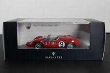 1/43 Maserati Tipo 63 1961