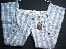 Timezone Summer Jeans Hose straight Streetwear  W30 L34 NEU Baggy Boyfriend