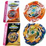 Set of 2 Takara Tomy Beyblade Burst Superking Glide Ragnaruk & Mirage Fafnir