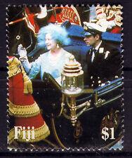 Fidschi 529, O, 85. Geburtstag Königinmutter Elisabeth