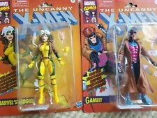 Marvel Legends Retro Rogue + Gambit MINT