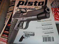 Guns & Ammo   PISTOL revolution   2018  S&W 500 4-inch Big-Bore   L-8