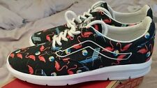 VANS ISO 1.5 pool vibes black and multi coloured BNWT UK 9.5  mens trainers