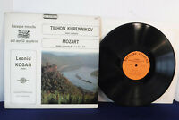 Leonid Kogan, Tikhon Khrennikov / Mozart, Violin Concerto, Baroque BUS 2866