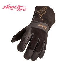 AngelFire® Prem. Split Cowhide Stick/MIG Gloves for women size small