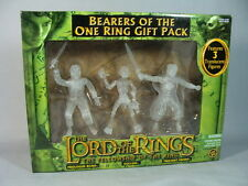 LORD OF THE RINGS FOTR BEARERS OF THE ONE RING 3 FIGURE GIFT PACK