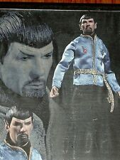 "StarTrek MR SPOCK Mirror Mirror SDCC 2016 Exclusive 6.5"" Figure Mezco One:12 NEW"