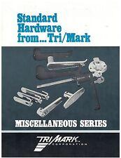 Tri/Mark Micellaneous Door Spec Sheet  On/Off Highway Equipment